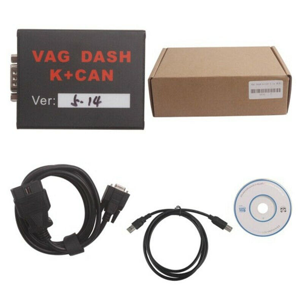 VAG DASH K CAN V5.14 - VXDAS Official Store