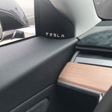 Aluminum Alloy Audio Decorative Stickers Modified Accessories Decoration Decal Badge For Tesla Model 3 - VXDAS Official Store