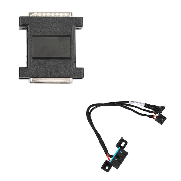 VVDI MB Tool Power Adapter Work with VVDI Mercedes W164 W204 W210 for Data Acquisition - VXDAS Official Store
