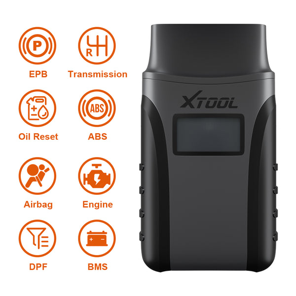 XTOOL Anyscan A30 All System Car Detector OBDII Code Reader Scanner Anyscan Pocket Diagnosis Kit - VXDAS Official Store