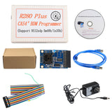 R280 Plus CAS4+ BDM Programmer for BMW Motorola MC9S12XEP100 chip (5M48H/1N35H) - VXDAS Official Store