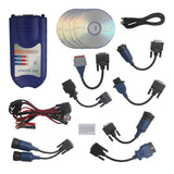 XTruck USB Link 125032 Heavy Duty Truck Diesel Diagnosis Interface with Software