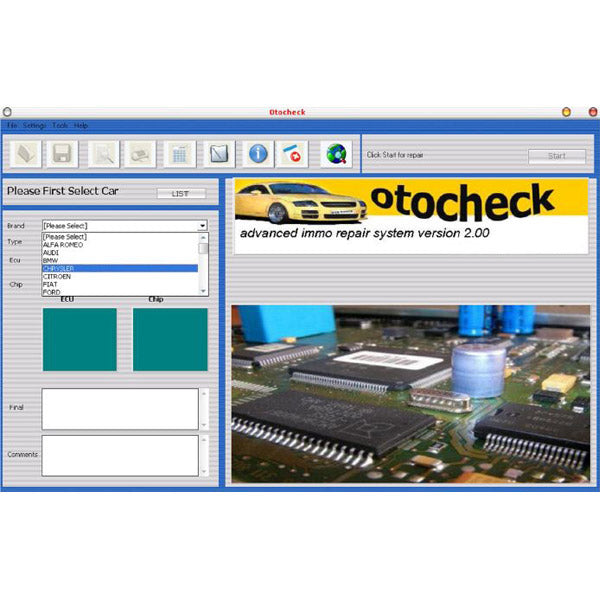 Otochecker 2.0 Immo Cleaner Shipping Online - VXDAS Official Store