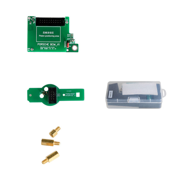 Yanhua Mini ACDP Module 10 Porsche BCM Key Programming Support Add Key & All Key Lost from 2010-2018 - VXDAS Official Store