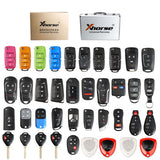 Xhorse XKRSB1EN Universal Remote Keys English Version Packages 39 Pieces for VVDI2 or VVDI Mini Key Tool - VXDAS Official Store