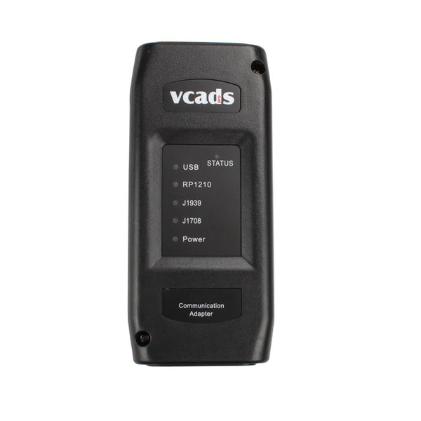Volvo VCADS Pro 2.40 Truck Diagnostic Tool Support Multi-language for Volvo Truck Buses - VXDAS Official Store