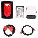 OTC Plus 3 in 1 GTS TIS3 OTC Scanner for Toyota Nissan and Volvo - VXDAS Official Store