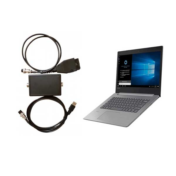 Porsche VCI Lite Full Set with Piwis3 V38.2 Software Supports Developer Mode and Lenovo 330 Laptop - VXDAS Official Store