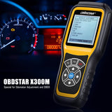 OBDSTAR X300M Specially Odometer Adjustment Via OBD2 Support Mercedes Benz & MQB VAG KM Function - VXDAS Official Store