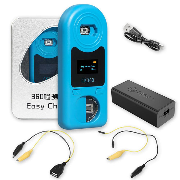CK360 Easy Check Remote Key Tester with  360 Signal Source 360S Full Set - VXDAS Official Store