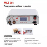 MST-90+ Automotive Power Processor Programming Voltage Regulator Charger Supply for Car ECU Programming Voltage Stabilizer - VXDAS Official Store