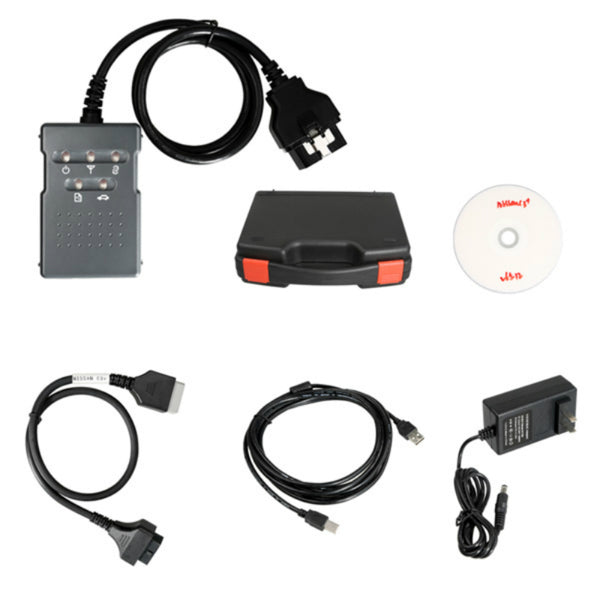 Consult 3 Plus V75 for Nissan Diagnostic Tool Supports ECU Programming - VXDAS Official Store