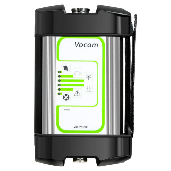 Volvo Vocom 88890300 Interface Adapter for Volvo/Renault/UD/Mack Truck Diagnose Round Interface - VXDAS Official Store