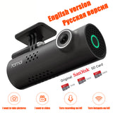 Xiaomi 70mai 1080HD English Voice Control DVR Car Trace Night Vision Cam Dashcam 70 Car Auto Camera Recorder WI-FI Camera - VXDAS Official Store