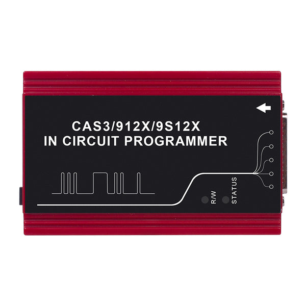 CAS3/912X/9S12X in Circuit Programmer For BMW CAS 3 Programmer Odometer Correction Tool Instead Motorola 9S12X - VXDAS Official Store