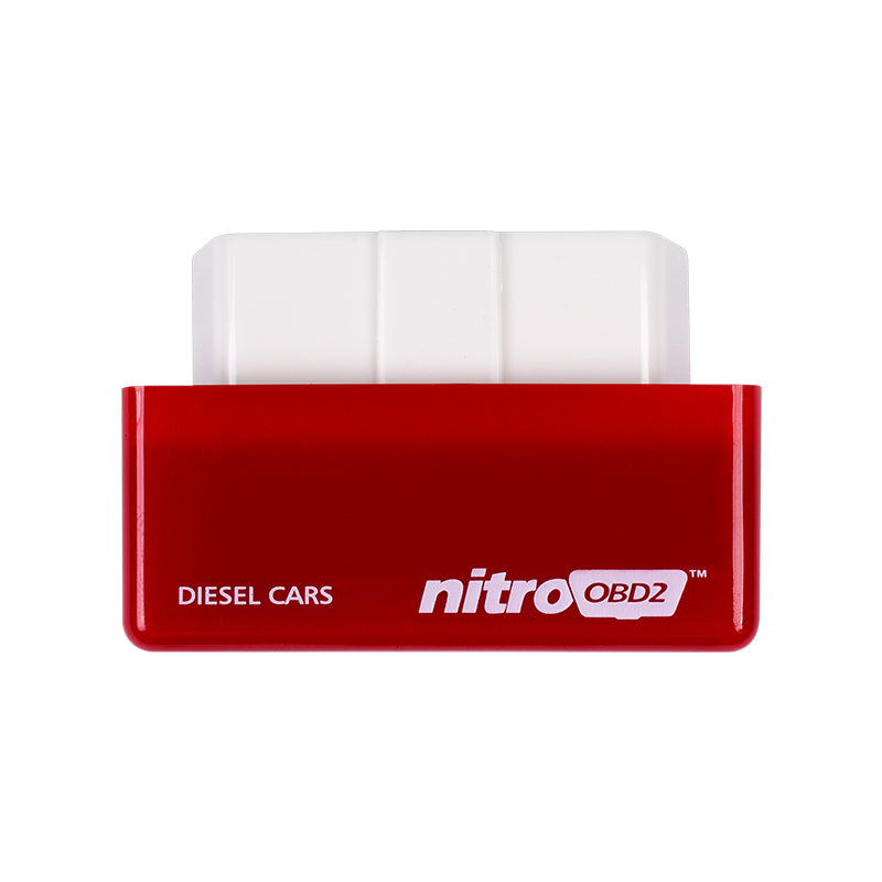 Plug and Drive NitroOBD2 Performance Chip Tuning Box Nitro OBD2 Interface for Benzine/ Diesel Cars