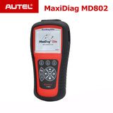 MaxiDiag Elite MD802 Full System+DS Model with Data Stream Function Free Update Online - VXDAS Official Store