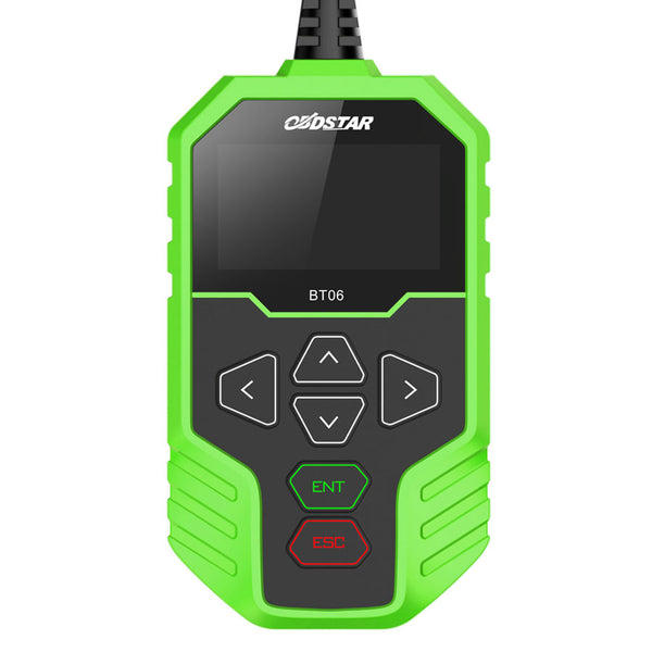 OBDSTAR BT06 Car Battery Tester - VXDAS Official Store