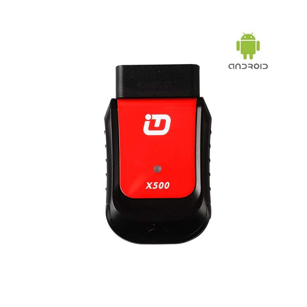 VXDAS Xtuner X500 Bluetooth Android Car Diagnostic Tool OBD2 Universal Wireless Scanner Tool Kit for ABS EPB TPMS DPF Oil Rest - VXDAS Official Store