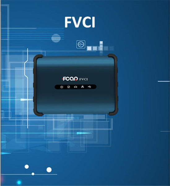 Original Fcar FVCI Passthru J2534 VCI Diagnosis, Reflash And Programming Tool Works Same As Autel MaxiSys Pro MS908P - VXDAS Official Store