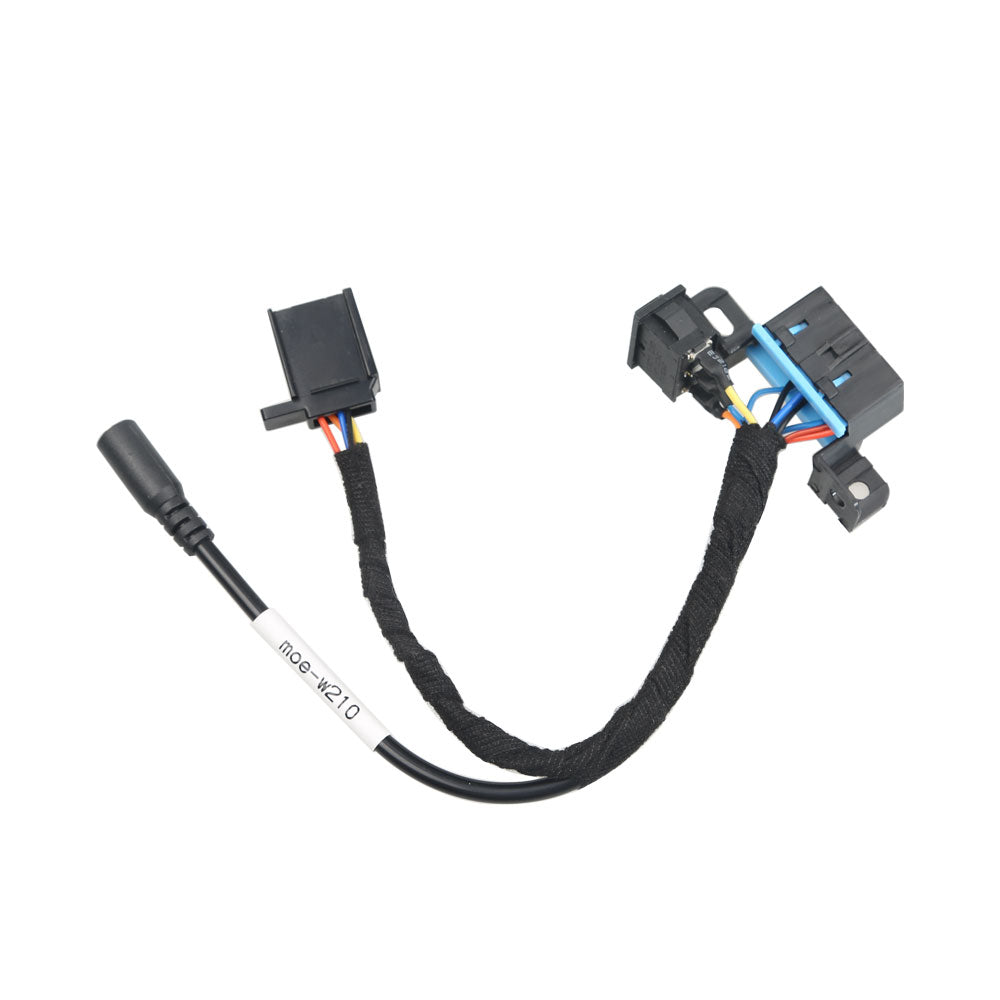 MOE-W210 BENZ EZS Cable for W210 W202 W208 Works Together with VVDI MB TOOL  CGDI MB and AVDI