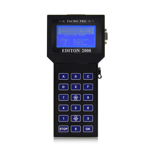 Tacho Pro 2008 July Version Universal Dash Programmer - VXDAS Official Store
