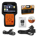 Foxwell NT642 AutoMaster Pro European-Makes All System+ EPB+ Oil Service Scanner - VXDAS Official Store