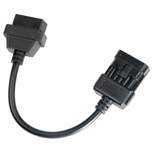 10Pin to OBD OBD2 16PIN Adapter For Opel - VXDAS Official Store