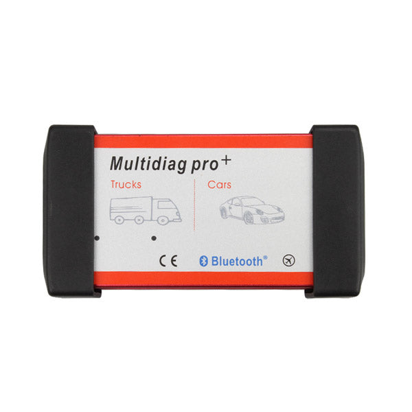 Multidiag Pro+ Cars/ Trucks and OBD2 Diagnostic Tool V2015.03 with Bluetooth - VXDAS Official Store