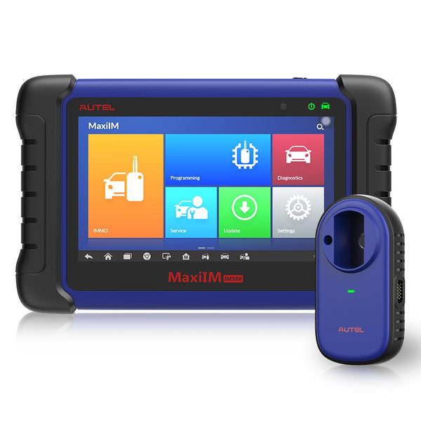 Autel MaxiIM IM508 ADVANCED Immobilizer and Key Programming Tool with Diagnosis & Special Functions