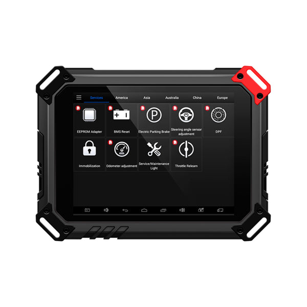 XTOOL EZ500 Full-System WIFI Diagnosis Online Update Key Programmer for Gasoline Vehicles - VXDAS Official Store
