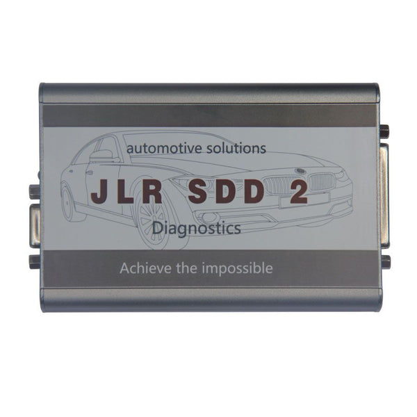 SDD2 V146 for JLR Diagnose and Programming Tool for All Land-rover and Jaguar after Year 2010 - VXDAS Official Store