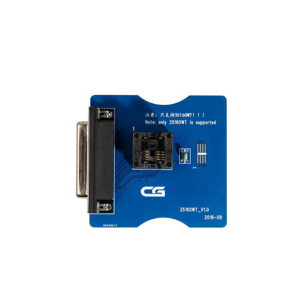 35160WT Adapter for CG Pro 9S12 Programmer - VXDAS Official Store