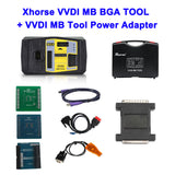 Xhorse VVDI MB BGA TooL Benz Key Programmer Plus VVDI MB Tool Power Adapter for Data Acquisition - VXDAS Official Store