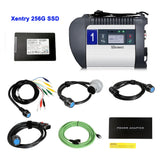 MB SD C4 DOIP PLUS MB Star Diagnostic Tool with Xentry Mercedes Benz Software HDD/SSD - VXDAS Official Store