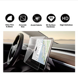 Tesla Model 3 Touch Screen Protector 15'' Hd Tempered Touchfilm Perfect Fitment No Need To Trim The Edges, Anti-Scratch and Shock Resistant - VXDAS Official Store