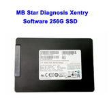 MB Star Diagnostic Xentry Software V2019.12 256G SSD