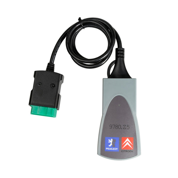 Lite Version Lexia-3 Lexia3 V48 for Citroen/Peugeot Diagnostic PP2000 V25 with Diagbox V7.83 Software - VXDAS Official Store