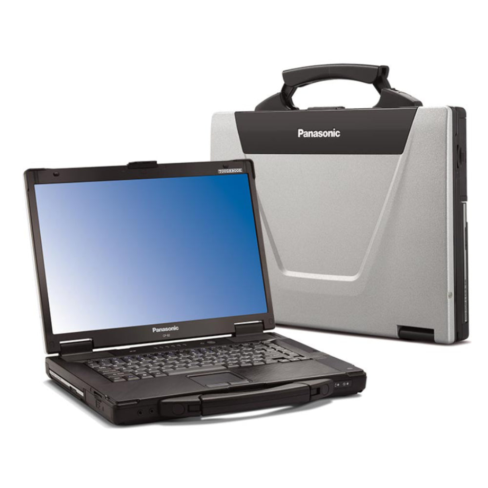 VAS 5054A/6154 Diagnostic Tool with Panasonic CF-53 Laptop Installed ODIS  V5 1 5 320G HDD Full Set Ready to Use