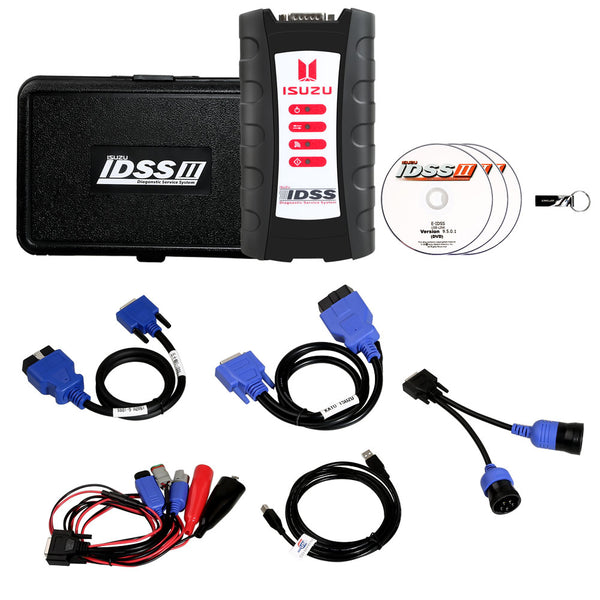G-IDSS 2018 For ISUZU Truck Bus on-high Way engine Diagnostic kit - VXDAS Official Store