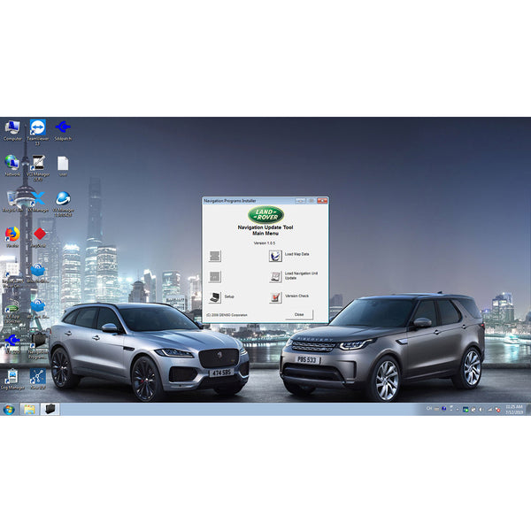 VXDIAG VCX SE JLR Software HDD with Software V158.06 SDD V264 PATHFINDER - VXDAS Official Store