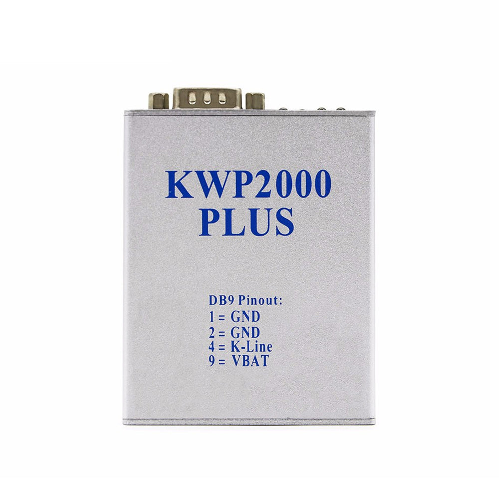 KWP2000 Plus ECU Remap Flasher KWP 2000 Plus OBD2 ECU Chip Tuning Tool
