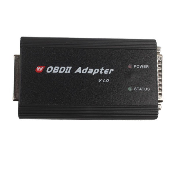 OBD II Adapter Plus OBD Cable Works with CKM100 and DIGIMASTER III for Key Programming - VXDAS Official Store
