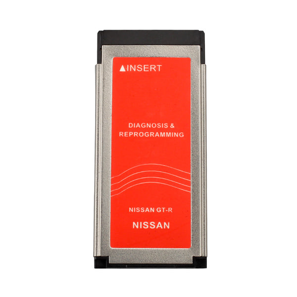 GTR Card For Nissan Consult 3 And Consult 4 With USB Adapter - VXDAS Official Store