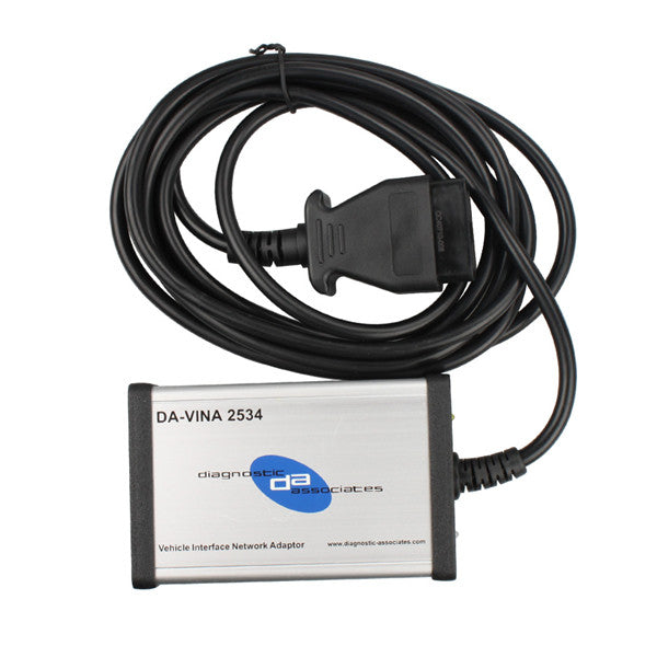 DA-VINA 2534 Jaguar LandRover Approved SAE J2534 Pass-Thru Interface - VXDAS Official Store