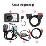 Xhorse VVDI2 Commander Key Programmer with Basic, BMW and OBD Functions Key Programmer - VXDAS Official Store