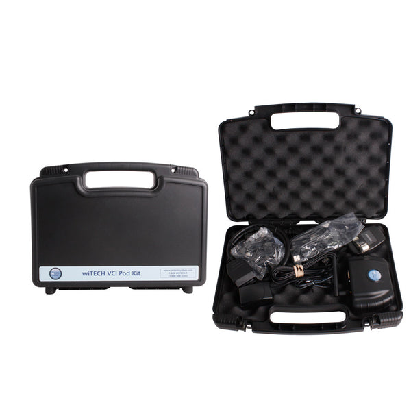 Original WiTECH VCI POD Diagnostic System V13.03.38 for Chrysler Update Online - VXDAS Official Store