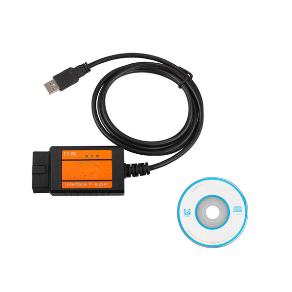 Scanner USB Scan Tool for Ford - VXDAS Official Store