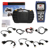 MASTER MST-500 Handheld Motorcycle Diagnostic Scanner Tool - VXDAS Official Store