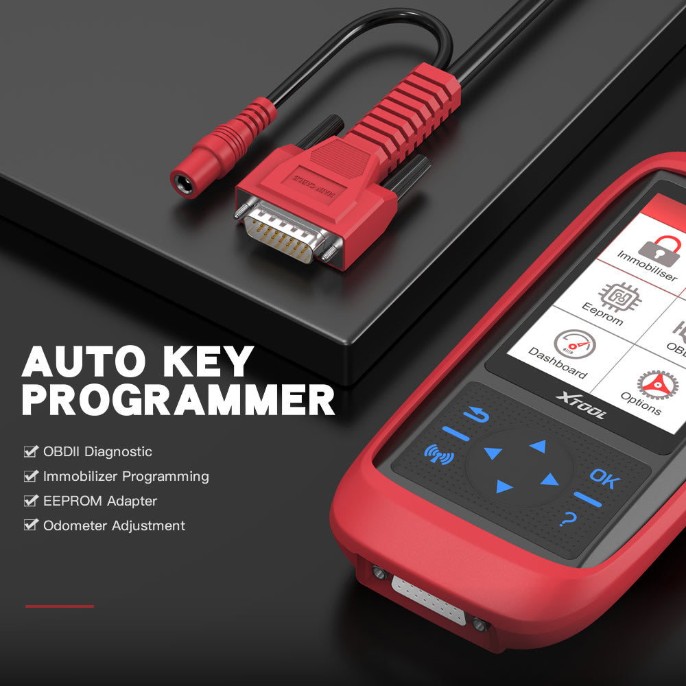 XTOOL X100 Pro2 OBD2 Auto Programmer OBD2 Programmer with EEPROM Adapter